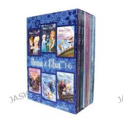 Anna & Elsa, Books 1-6 (Disney Frozen) by Random House Disney, 9780736434638.