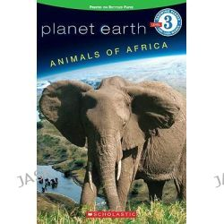 Animals of Africa, Planet Earth (Pb) by Lisa L Ryan-Herndon, 9780606044127.