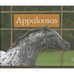 Appaloosas, Majestic Horses by Pamela Dell, 9781626870024.