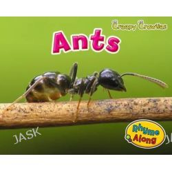 Ants, Early Years: Creepy Crawlies by Rebecca Rissman, 9781406241440.