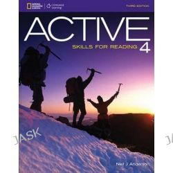 ACTIVE Skills for Reading 4, Active Skills for Reading by Michael LeRoy, 9781133308096.