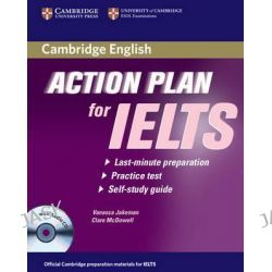 Action Plan for IELTS Self-study Pack Academic Module, Action Plan for IELTS Ser. by Vanessa Jakeman, 9780521615273.