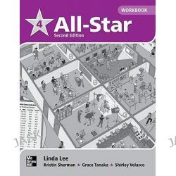 All Star 4 Workbook, All-Star by Linda Lee, 9780077197278.