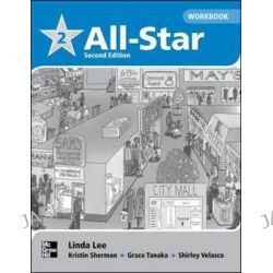 All Star 2 Workbook, All-Star by Linda Lee, 9780077197209.