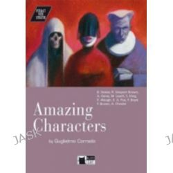 Amazing Characters, Interact with literature by Collective, 9788877543752.