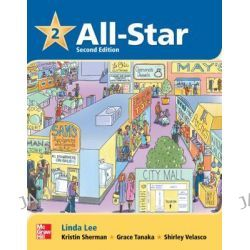 All-Star 2 Student Book W/ Work-Out CD-ROM, All-Star by Lee Linda, 9780077399900.