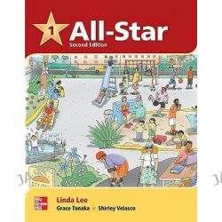 All-Star 1 Student Book W/ Work-Out CD-ROM, All-Star by Lee Linda, 9780077399948.