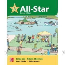 All-Star 3 Student Book W/Work-Out CD-ROM, All-Star by Lee Linda, 9780077399917.