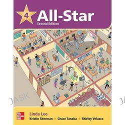 All-Star 4 Student Book W/Work-Out CD-ROM, All-Star by Lee Linda, 9780077399924.