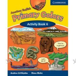 American English Primary Colors 6 Activity Book, Activity Book Level 6 by Diana Hicks, 9780521682664.