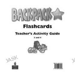 Backpack Gold: 3 - 4, Flashcards by Diane Pinkley, 9781408243596.