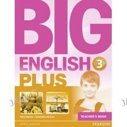 Big English Plus 3 Teacher's Book, 3 by Mario Herrera, 9781447989196.