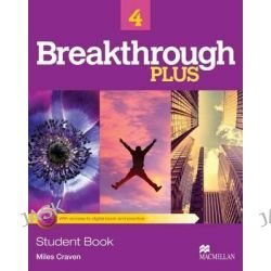 Breakthrough Plus Student's Book + Digibook Pack Level 4, Breakthrough Plus by Miles Craven, 9780230438330.