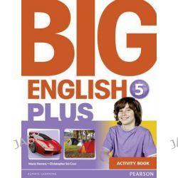 Big English Plus 5 Activity Book, Big English by Mario Herrera, 9781447994527.