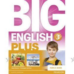 Big English Plus 3 Pupil's Book, 3 by Sandy Zervas, 9781447989189.