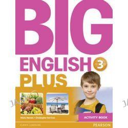 Big English Plus 3 Activity Book, 3 by Mario Herrera, 9781447989158.