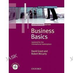 Business Basics, Student Book Pack by David Grant, 9780194577809.