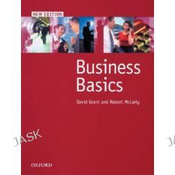 Business Basics, Student's Book by David Grant, 9780194573405.
