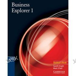 Business Explorer 1 Student's Book, v. 1 by Gareth Knight, 9780521777803.