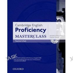 Cambridge English, Proficiency (CPE) Masterclass: Teacher's Pack by Kathy Gude, 9780194705257.