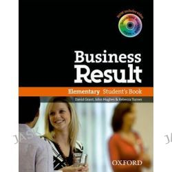 Business Result, Elementary: Student's Book with DVD-ROM and Online Workbook Pack by OXFORD, 9780194739375.