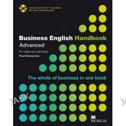 Business English Handbook Advanced, Elt Business/Professional Eng by Paul Emmerson, 9781405086059.