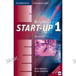 Business Start-Up 1 Workbook with Audio CD/CD-ROM, Cambridge Professional English by Mark Ibbotson, 9780521672078.