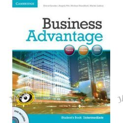 Business Advantage Intermediate Student's Book with DVD, Business Advantage by Almut Koester, 9780521132206.