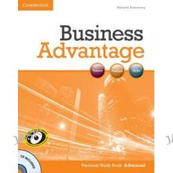 Business Advantage Advanced Personal Study Book with Audio CD, Business Advantage by Marjorie Rosenberg, 9781107637832.