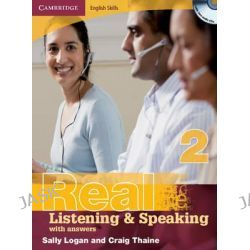 Cambridge English Skills Real Listening and Speaking 2 with Answers and Audio CD, Level 2 by Sally Logan, 9780521702003.