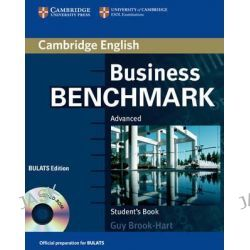 Business Benchmark Advanced Student's Book with CD ROM BULATS Edition, Business Benchmark Ser. by Guy Brook-Hart, 9780521672948.