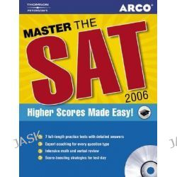 Arco Master the SAT, Arco Master the SAT Ser. by Phil Pine, 9780768919158.