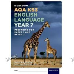 AQA KS3 English Language, Test Workbook Pack Year 7 by Helen Backhouse, 9780198368809.