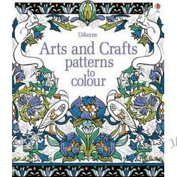 Arts & Crafts Patterns to Colour, Patterns to Colour by Hazel Maskell, 9781409582311.