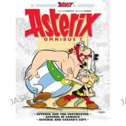 Asterix Omnibus 7, Asterix by Rene Goscinny, 9781444008364.