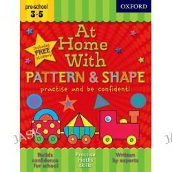 At Home With Pattern & Shape, At Home With by Jenny Ackland, 9780192733399.