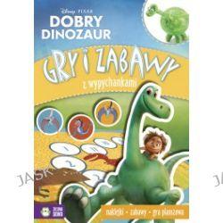 Dobry dinozaur. Gry i zabawy z wypychankami