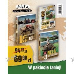 10 niesamowitych przygód Neli + Nela na 3 kontynentach + Przygodnik 2015/2016 (komplet)