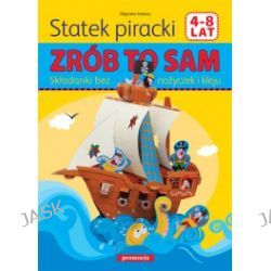 Zrób to sam. Statek piracki