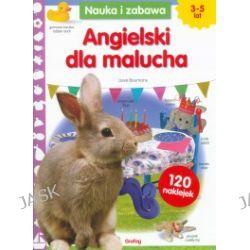 Angielski dla malucha 3-5 lat