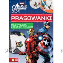 Avengers Zjednoczeni. Prasowanki. Moje projekty Z drużyną Avengers