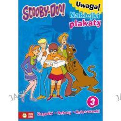 Scooby-Doo 3. Zagadki - Rebusy - Kolorowanki