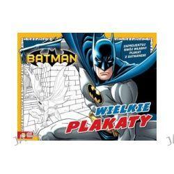 Batman. Wielkie plakaty + zawieszki na dzwi