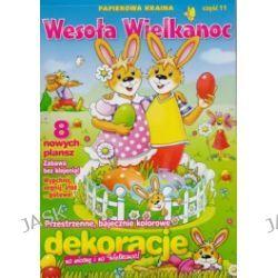 Wesoła Wielkanoc. Papierowa kraina. Część 11