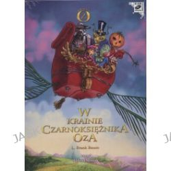 W krainie Czarnoksiężnika Oza (CD MP3)