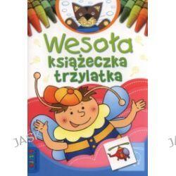 Wesoła książeczka trzylatka