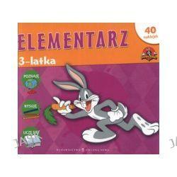 Elementarz 3-latka. Looney Tunes
