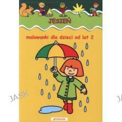 Jesień. Malowanki dla dzieci od lat 2