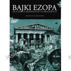 Bajki Ezopa dla dzieci młodszych i starszych