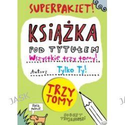 Książka pod tytułem. Tom 1-3 (komplet)